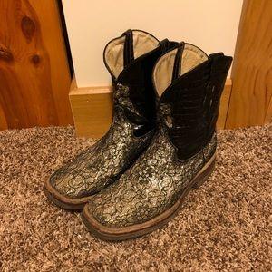 Shoes - Ferrini Sparkle Boots
